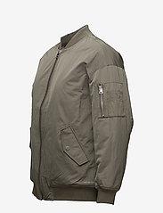 Calvin Klein Jeans - OLVA LW PADDED LOGO BOMBER - bomber jakker - dusty olive - 2