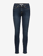 Calvin Klein Jeans - CKJ 011 MID RISE SKI - amsterdam blue mid - 0