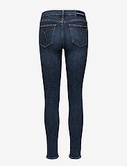 Calvin Klein Jeans - CKJ 011 MID RISE SKI - amsterdam blue mid - 1
