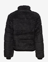 Calvin Klein Jeans - POLAR FLEECE PUFFER - fausse fourrure - ck black - 2