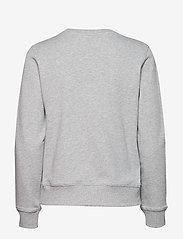 Calvin Klein Jeans - INSTITUTIONAL CORE L - sweatshirts - light grey heather - 1