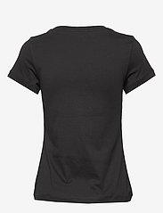 Calvin Klein Jeans - CK EMBROIDERY SLIM TEE - t-shirts - ck black - 1