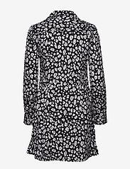 Calvin Klein Jeans - ANIMAL PRINT DINER DRESS - hverdagskjoler - leo print - 3