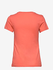 Calvin Klein Jeans - INSTITUTIONAL LOGO SLIM FIT TEE - t-shirts - island punch - 1