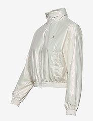 Calvin Klein Jeans - IRIDESCENT WINDBREAK - lichte jassen - iridescent white - 3