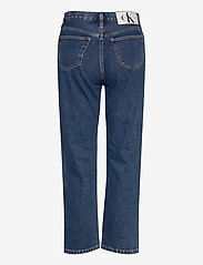 Calvin Klein Jeans - CKJ 030 HIGH RISE STRAIGHT ANKLE - mom-jeans - ab076 icn light blue - 1
