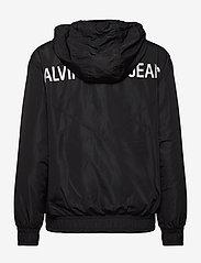 Calvin Klein Jeans - METALLIC WINDBREAKER - lichte jassen - ck black - 2