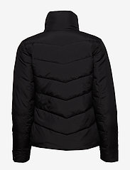 Calvin Klein Jeans - SLANTERED QUILTED FITTED JACKET - fôrede jakker - ck black - 2