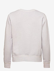 Calvin Klein Jeans - SHRUNKEN INSTITUTIONAL GMD CN - sweatshirts - orchid hush - 1