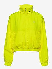 Calvin Klein Jeans - BACK LOGO WINDBREAKER - lichte jassen - safety yellow - 1