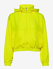 Calvin Klein Jeans - BACK LOGO WINDBREAKER - lichte jassen - safety yellow - 2