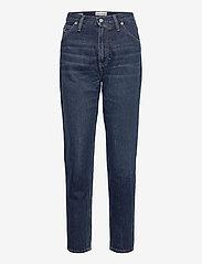 Calvin Klein Jeans - MOM JEAN - straight jeans - bb139 - dark blue utility - 0