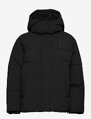 Calvin Klein Jeans - CK ECO PUFFER JACKET - fôrede jakker - ck black - 1