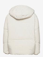 Calvin Klein Jeans - CK ECO PUFFER JACKET - fôrede jakker - soft cream - 3