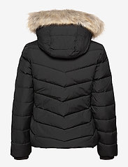 Calvin Klein Jeans - SHORT DOWN FITTED PUFFER - down- & padded jackets - ck black - 2