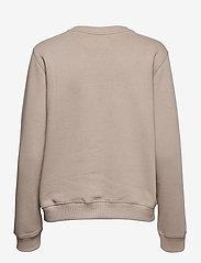 Calvin Klein Jeans - MONOGRAM LOGO CREW NECK - sweatshirts - string - 1