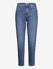 Calvin Klein Jeans - MOM JEAN - mom-jeans - denim medium - 0