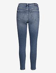 Calvin Klein Jeans - HIGH RISE SKINNY ANKLE - skinny jeans - denim medium - 1