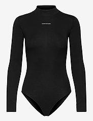 Calvin Klein Jeans - MICRO BRANDING BODY - body - ck black - 0