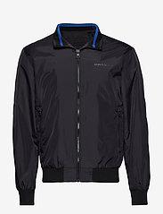 Calvin Klein Jeans - CORE NYLON JACKET - light jackets - ck black - 0