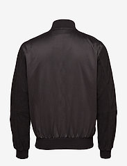 Calvin Klein Jeans - MIX MEDIA BOMBER - bomberjacks - ck black - 1