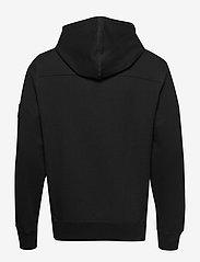 Calvin Klein Jeans - MONOGRAM SLEEVE BADG - hoodies - ck black - 1