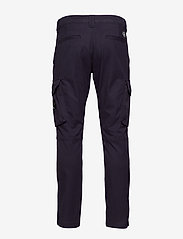 Calvin Klein Jeans - SKINNY WASHED CARGO PANT - cargo housut - night sky - 1