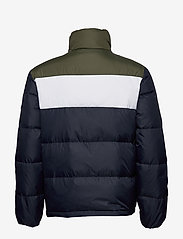 Calvin Klein Jeans - COLOR BLOCK DOWN PUFFER - kurtki puchowe - night sky / deep depths - 2