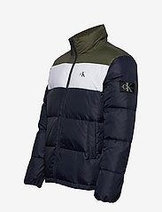 Calvin Klein Jeans - COLOR BLOCK DOWN PUFFER - kurtki puchowe - night sky / deep depths - 3