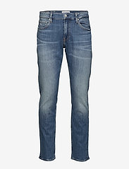 Calvin Klein Jeans - CKJ 026 SLIM - slim jeans - da020 bright blue embroidery - 0