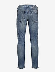 Calvin Klein Jeans - CKJ 026 SLIM - slim jeans - da020 bright blue embroidery - 1