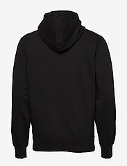 Calvin Klein Jeans - INSTIT CHEST LOGO RE - basic sweatshirts - ck black - 1