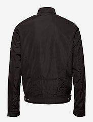 Calvin Klein Jeans - NYLON RACER WITH DETAILS - light jackets - ck black - 2