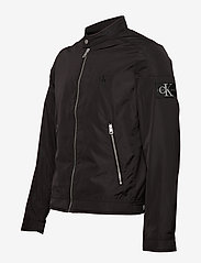 Calvin Klein Jeans - NYLON RACER WITH DETAILS - light jackets - ck black - 3