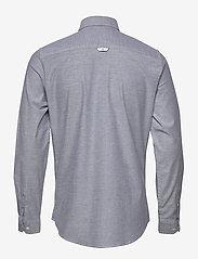 Calvin Klein Jeans - CHAMBRAY SLIM STRETCH - basic overhemden - night sky - 1