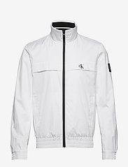Calvin Klein Jeans - ZIP UP HARRINGTON - kurtki-wiosenne - bright white - 1