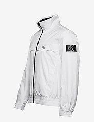 Calvin Klein Jeans - ZIP UP HARRINGTON - kurtki-wiosenne - bright white - 3