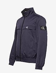 Calvin Klein Jeans - ZIP UP HARRINGTON - kurtki-wiosenne - night sky - 3