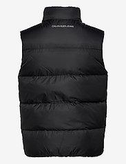 Calvin Klein Jeans - DOWN VEST - vesten - ck black - 2