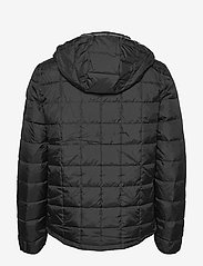 Calvin Klein Jeans - PADDED HOODED JACKET - kurtki puchowe - ck black - 2