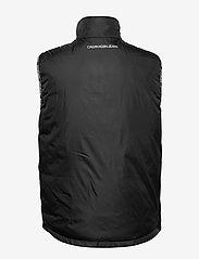Calvin Klein Jeans - PADDED GILET - vests - ck black - 2