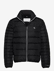 Calvin Klein Jeans - LIGHT DOWN JACKET - kurtki puchowe - ck black - 0