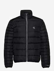 Calvin Klein Jeans - LIGHT DOWN JACKET - kurtki puchowe - ck black - 1