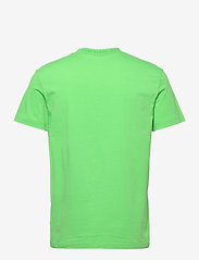 Calvin Klein Jeans - LOGO JACQUARD TEE - t-shirts basiques - acid green - 1