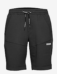 Calvin Klein Jeans - SUSTAINABLE MILANO SHORT - casual shorts - ck black - 0