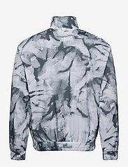 Calvin Klein Jeans - AOP ZIP THROUGH JACKET - kurtki bomber - quiet grey marble aop - 1