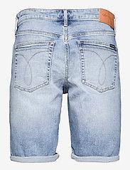 Calvin Klein Jeans - REGULAR SHORT - denim shorts - denim light - 1