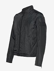 Calvin Klein Jeans - NYLON BIKER JACKET - windjassen - ck black - 2