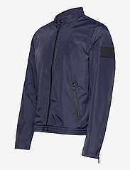 Calvin Klein Jeans - NYLON BIKER JACKET - vestes légères - night sky - 2