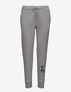 PHORD TRUE ICON HWK PANT - sweatpants - light grey heather